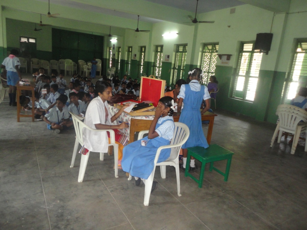 Vasan Eye Care Camp 1